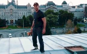 Will Smith a Lánchíd tetején állt neki táncolni