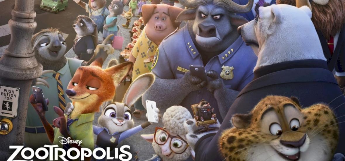 Nagyon úgy néz ki a Disney lopta a Zootropolist