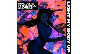 Megjelent David Guetta legújabb száma: Light My Body Up