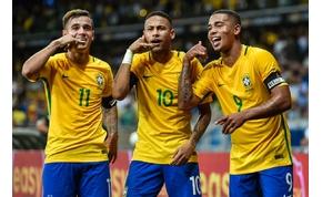 Újra Brazília van a FIFA-világranglista élén