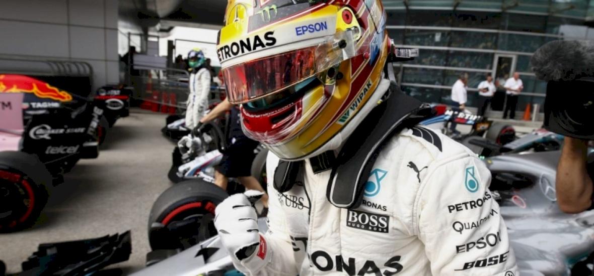 Ismét Hamilton Vettel harc volt, csak fordított győzelemmel