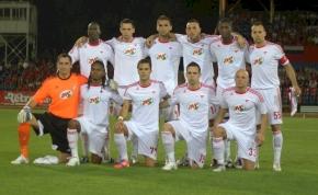 Debreceni VSC - Club Brugge - EL-selejtezőn jártunk
