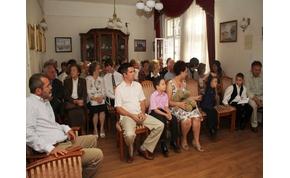 Meghitt jubileumi műsor a Bencs Villában