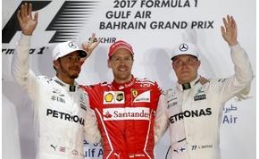 Vettel megtáltosodott és újra nyert