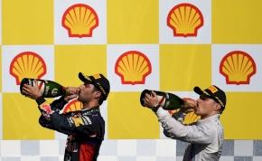 Ricciardo és Bottas is autózgat majd Budapest belvárosában