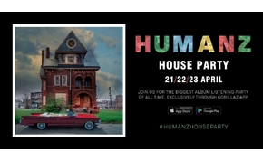 Hétvégén Gorillaz lemezbemutató bulik lesznek Budapesten