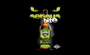A világ legerősebb söre: Brewmeister Snake Venom