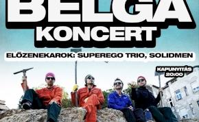 Egerben a Belga