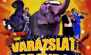 Richter család nevével fémjelzett Magyar Nemzeti Cirkusz Miskolcon