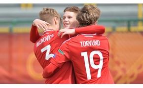 Legyőztük a franciákat az U17-es labdarúgó Eb-n