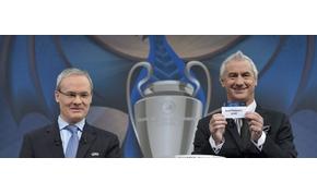 Lement a Bajnokok Ligája és az Európa-liga sorsolása