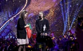 Portugália nyerte az Eurovíziót, Pápai Joci nyolcadik lett