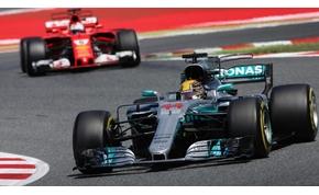 F1: óriási küzdelmet hozott a barcelonai futam