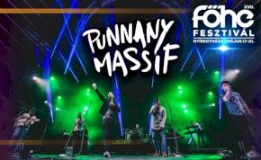 Punnany Massif nagykoncerttel indít a FŐHE