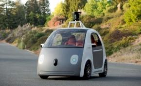 Robotautót épített a Google