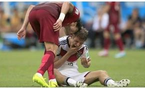 Minden bizonnyal Pepe a világbajnokság legostobább játékosa