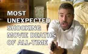 A filmtörténelem legváratlanabb haláljelenetei