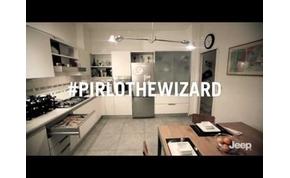 Andrea Pirlo még a villanyt is zseniálisan kapcsolja le