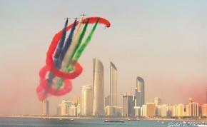 Egy repülős kép, amelyről nehezen hihető, hogy nem Photoshop