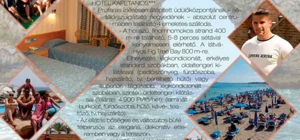 B-Life tábor Cipruson