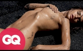 Ismét levetkőztették a szexi Emily Ratajkowskit