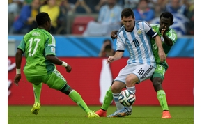 Brazília 2014 - Cselgépek napja, avagy Messi, Shaqiri és Hazard is a pályán