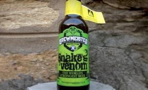 Kígyóméreg, avagy a világ legerősebb söre