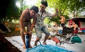 Ellepték a fesztiválozók Miskolctapolcát