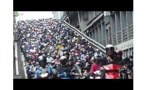 Nem hiszünk a szemünknek, de ez Tajvanon teljesen normálisnak számít