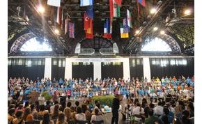 X. Cantemus Nemzetközi Kórusfesztivál és Karvezetői Mesterkurzus 2014. augusztus 15-21. Nyíregyháza