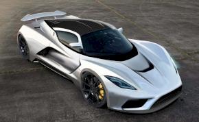 Ez lesz a világ leggyorsabb autója - Venom F5