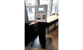 Pénzügyi forradalom? Itt az első magyarországi bitcoint váltó ATM