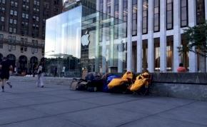 Elindult a röhejes sorbanállás az új iPhoneokért