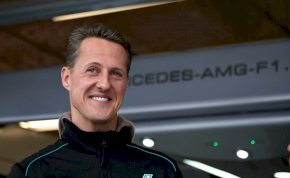 Schumachert nyolc hónap után hazaengedték