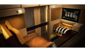 First class osztályon repülő utasok kiváltságai