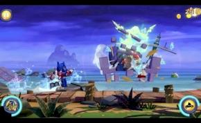 Érkezik az Angry Birds Transformers