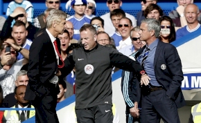 Wenger nekiment Mourinhonak