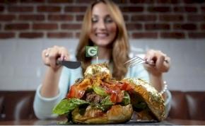 440 ezres luxushamburger, amit akár Te is megkóstolhatsz!
