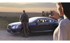 Összeházasodott a Vertu és a Bentley