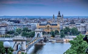 9 jel, hogy először jársz Budapesten