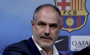 Kirúgták a Barcelona sportigazgatóját