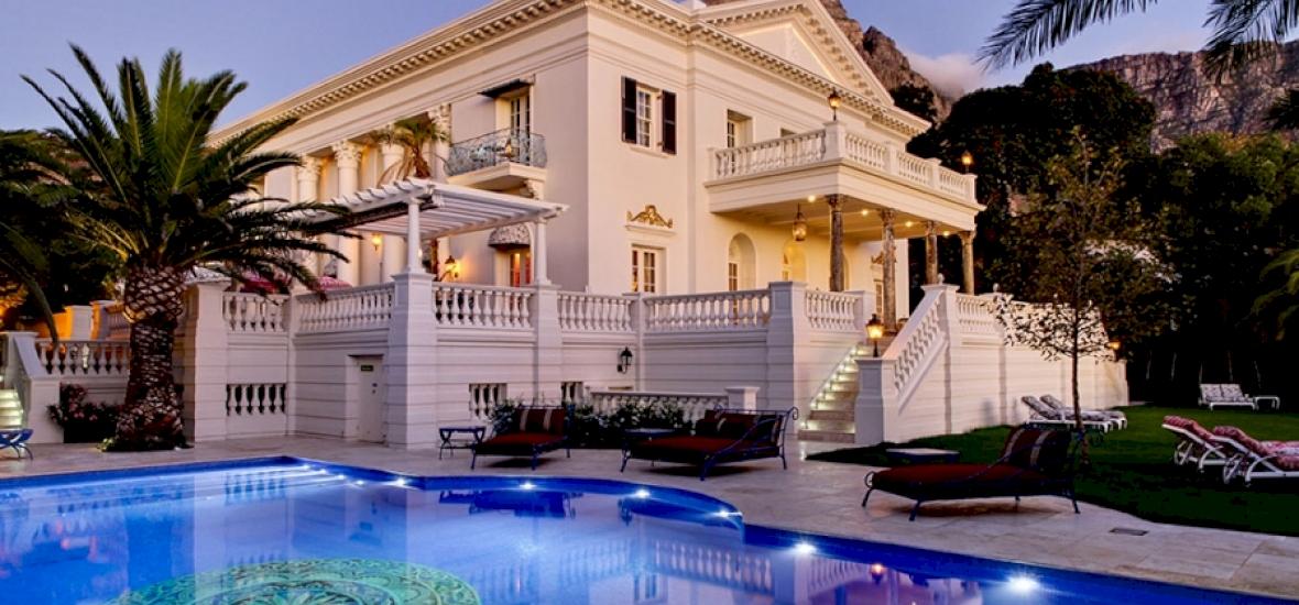 Új lakót keres Dél-Afrika legdrágább ingatlana