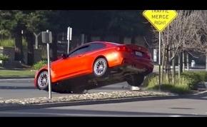Így ne vezess M4-es BMW-t