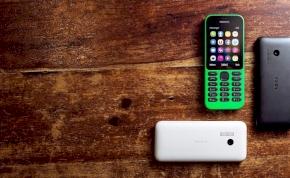 Igazi túlélő telefon az új Nokia 215