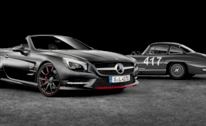 """Mercedes SL """"Mille Miglia"""" Edition"""