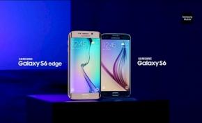 Itt az új Samsung Galaxy S6