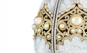 Bemutatták a legújabb Fabergé tojást
