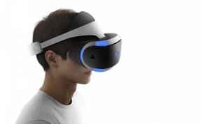 Jövőre érkezik a Sony virtuális valóság-szemüvege