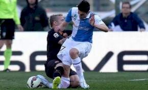Horrorisztikus sérülés a Roma - Chievo olasz bajnokin
