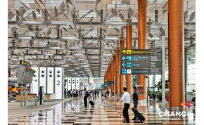 Idén is Szingapúré a világ legjobb reptere díj